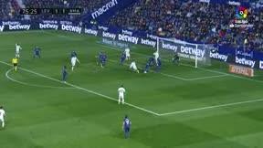 Bale no quiso celebrar su gol con Lucas Vázquez