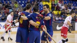 El Barça Lassa vivirá este sábado una jornada festiva en el Palau