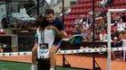 Blanco Antelo y Martínez Vázquez celebran su triunfo ante los números uno