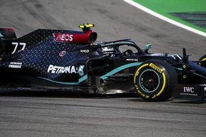 Bottas ha liderado los primeros libres en el Circuit de Barcelona