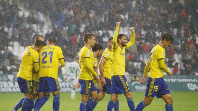 El Cádiz se llevó los tres puntos del Nuevo Arcángel