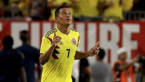 Carlos Bacca ya lleva 16 goles con la selección de Colombia