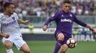 Cristian Tello ha completado una notable campaña con la Fiorentina