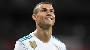 Cristiano Ronaldo sigue más seco que la mojama