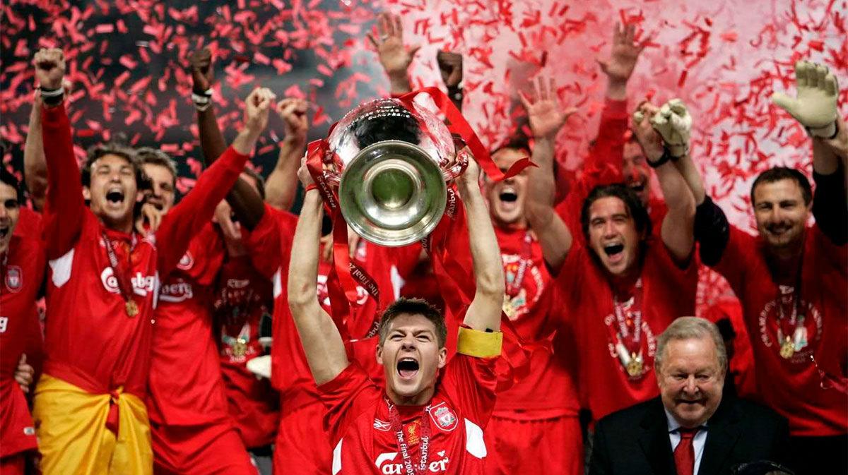 Se cumplen 15 años desde que el Liverpool de Rafa Benítez lograba una de las grandes gestas de la historia de la Champions