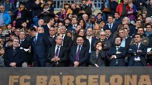 La directiva del Barcelona afronta un momento complicado
