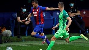 Eibar y Leganés firmaron tablas en un partido marcado por la necesidad