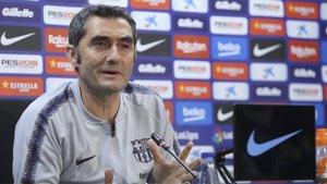 En directo la rueda de prensa de Valverde previa al Barça-Celta 6585489f9ec