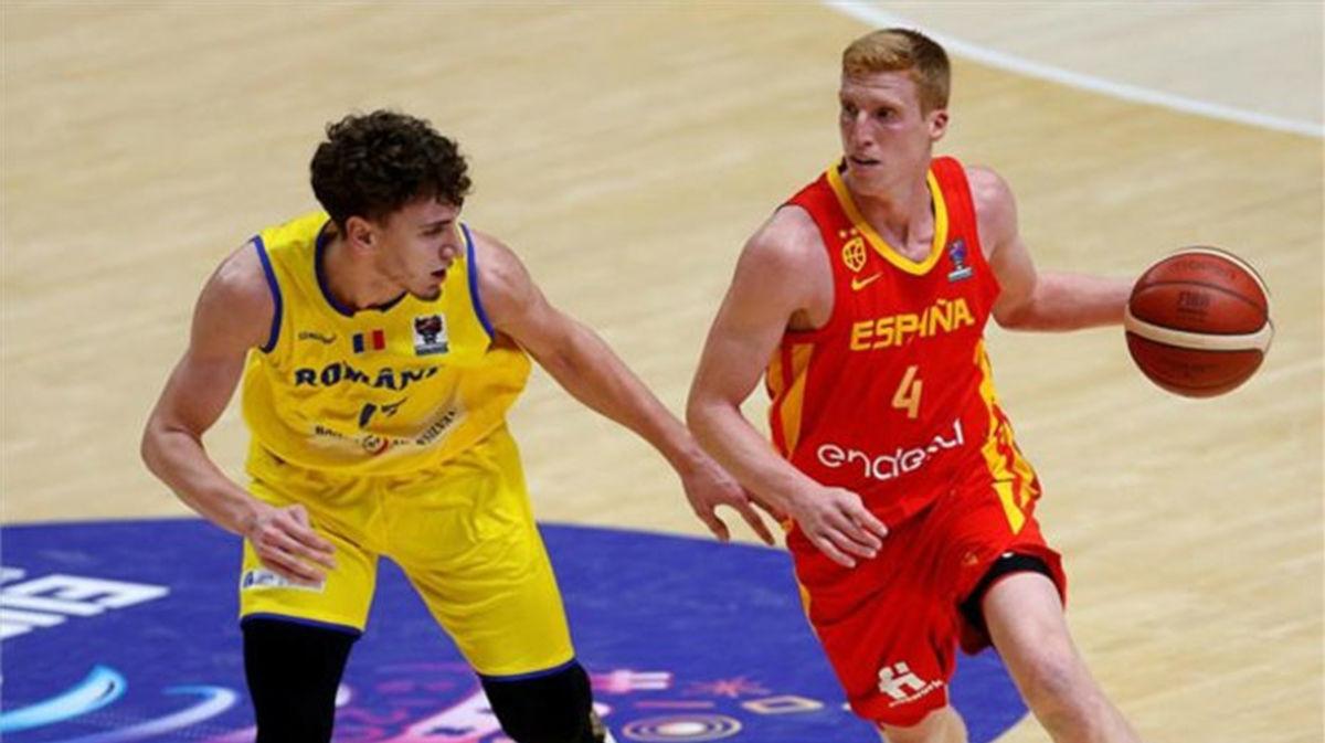 España vence a Rumania y estará en el Eurobasket