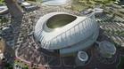 El estadio Khalifa ya está a punto