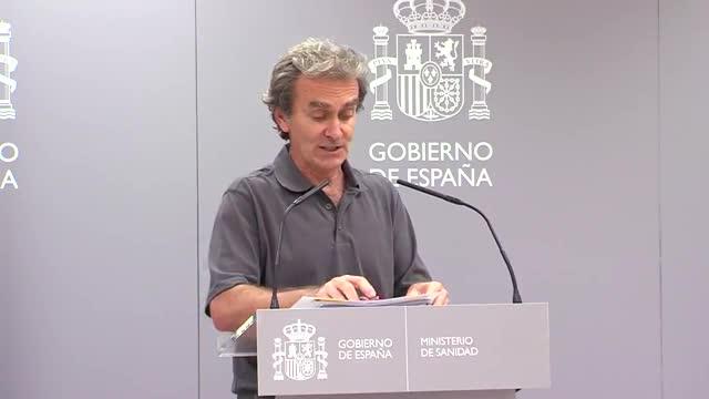Fernando Simón sobre las celebraciones deportivas: Este año no tocan
