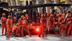 Ferrari está dejando pasar sus oportunidades en este arranque de temporada