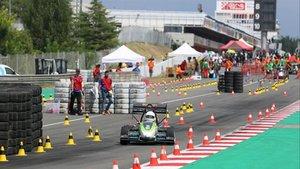 Fórmula Student Spain ha multiplicado por ocho desde su primera edición en 2010.