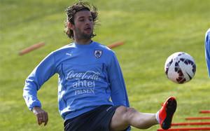 Gastón Silva jugará en el Granada