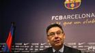 Josep Maria Bartomeu ha pasado balance