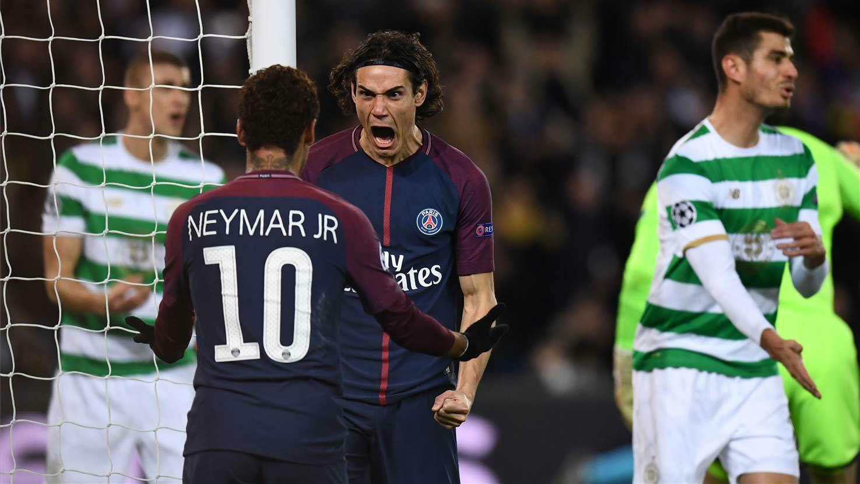 LACHAMPIONS   PSG - Celtic (7-1)