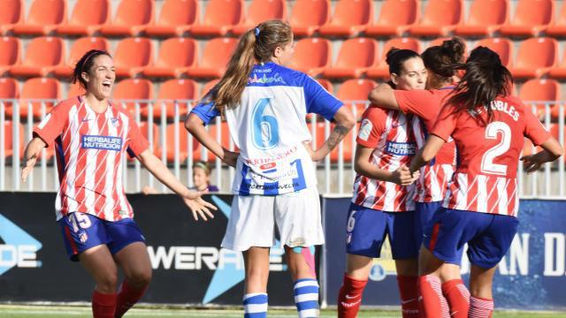 LALIGA FEMENINA | Atlético Madrid - Sporting Huelva (3-1)