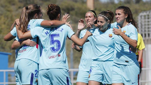 LALIGA IBERDROLA | Levante - FC Barcelona Femenino (0-5)