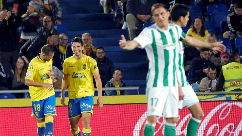 LALIGA | Las Palmas - Betis (1-0)