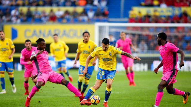 LALIGA | UD Las Palmas - Levante (0-2)