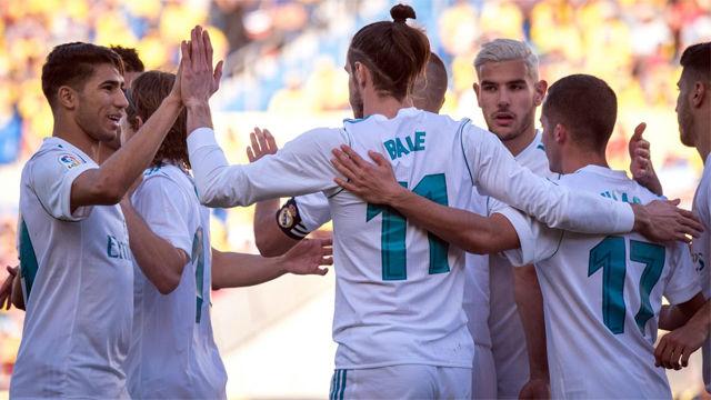 LALIGA | Las Palmas - Real Madrid (0-3)