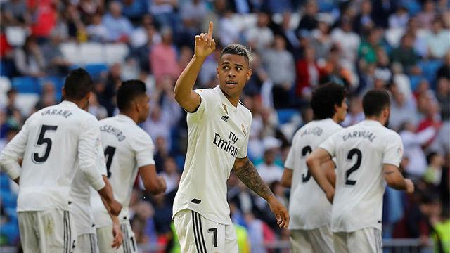 El Madrid solventa su penúltima jornada en el Bernabéu con victoria ante el Villarreal