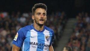 El Málaga debe vencer para alejarse de la zona de descenso