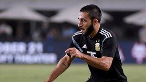 Matías Vargas vestirá la camiseta de Espanyol, con el que intentará regresar a la selección Argentina.