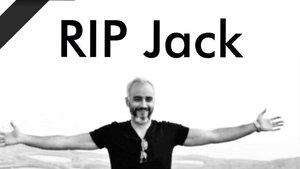 El mensaje de la Peña anunciando la pérdida de Jack Barakamian