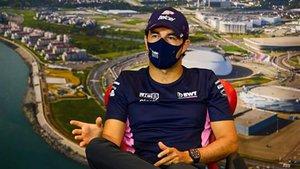 El mexicano Sergio Pérez está ultimando su futuro en la F1