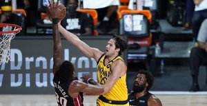 Miami Heay cayó ante Indiana Pacers