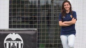 Natalia Gaitán quiere conseguir la gloria con Colombia