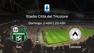 Previa del encuentro: el Udinese viaja al estadio del Sassuolo para acabar el campeonato