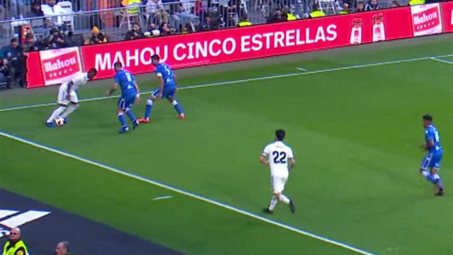 ¿Quería Vinicius humillar a sus rivales cómo hacía Neymar?