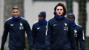 Rabiot se ha quedado en París