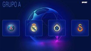 El Real Madrid ya conoce a sus tres contrincantes