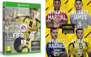 Reus será la portada del FIFA17