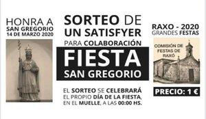 Revuelo en un pueblo gallego por el sorteo de un Satisfyer...¡para honrar a su patrón!
