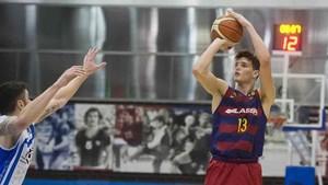 Sergi Martínez ha renovado por el Barcelona Lassa
