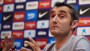 Valverde hará este lunes una rueda de prensa