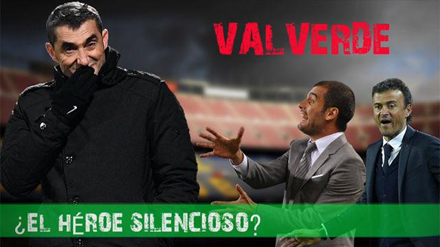 Valverde, el héroe silencioso