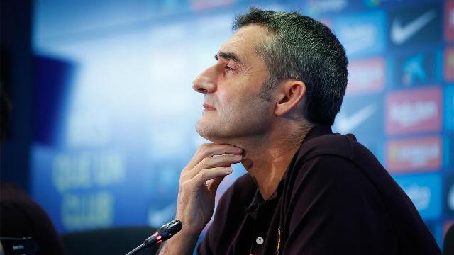 Valverde no es partidario de aplazar el Clásico