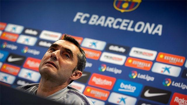 Valverde: La temporada se nos ha estropeado bastante por la Champions