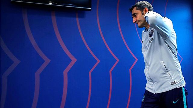 Valverde valoró el papel de los canteranos
