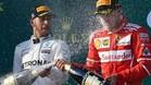 Vettel y Hamilton volverán a verse las caras