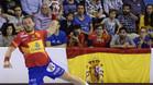 El blaugrana Víctor Tomàs es una de las bazas de la selección española