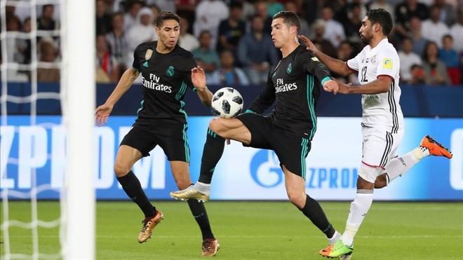 Mundial de Clubs: Bale salva al Real Madrid del ridículo