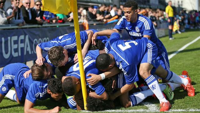 YOUTH LEAGUE | Chelsea - Oporto (2 (5)-2 (4))