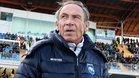 Zeman, en Pescara en su úlima etapa en los banquillos