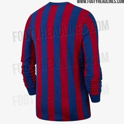 comprar real Venta barata reloj La camiseta alternativa del Barcelona 2019 / 2020